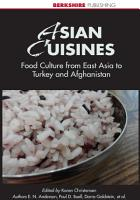 Asian Cuisines PDF