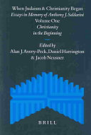 When Judaism and Christianity Began  Christianity in the beginning PDF