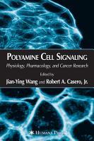 Polyamine Cell Signaling PDF