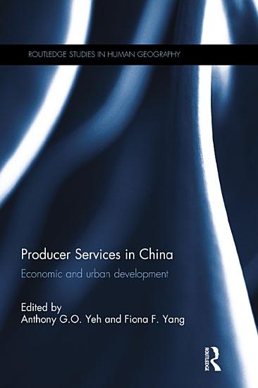 Producer Services in China PDF