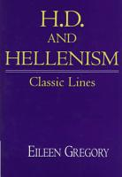 H  D  and Hellenism PDF