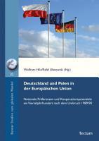 Deutschland und Polen in der Europ  ischen Union PDF