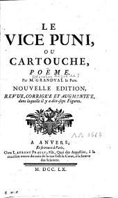 Le vice puni ou Cartouche