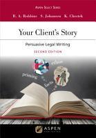 Your Client s Story PDF