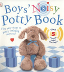 Boys  Noisy Potty Book