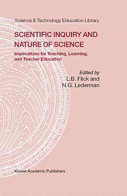 Scientific Inquiry and Nature of Science