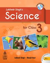 Lakhmir Singh's Science for Class 3