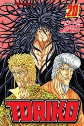 Toriko, Vol. 20: Ichiryu and Midora