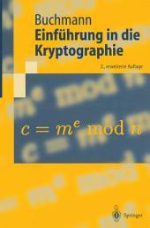 Einführung in die Kryptographie: Ausgabe 3