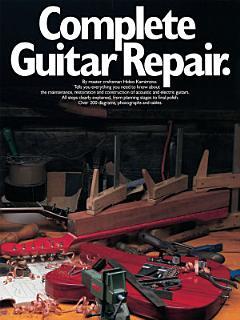 Complete Guitar Repair Book