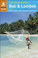 The Rough Guide to Bali and Lombok PDF