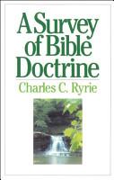 A Survey of Bible Doctrine PDF