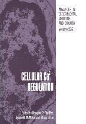 Cellular Ca2+ Regulation