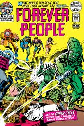 The Forever People (1971-) #7