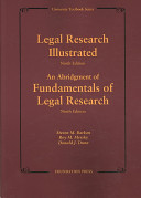 Legal Research Illustrated PDF