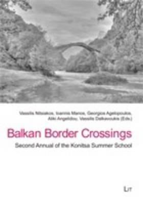 Balkan Border Crossings PDF