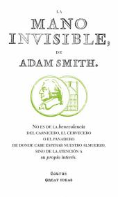 La mano invisible (Serie Great Ideas 15)