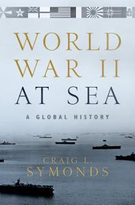 World War II at Sea Book