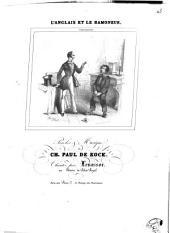 L'Anglais et le Ramoneur. Chansonnette