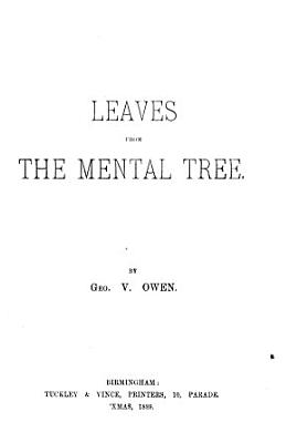 Leaves from the Mental Tree PDF