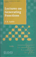 Lectures on Generating Functions PDF