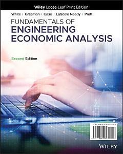 Fundamentals of Engineering Economic Analysis Book
