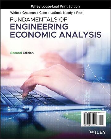 Fundamentals of Engineering Economic Analysis PDF