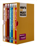HBR s 10 Must Reads Boxed Set