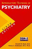 Introductory Textbook of Psychiatry  Sxith Edition PDF