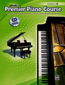 Alfred's Premier Piano Course Lesson Book 2B