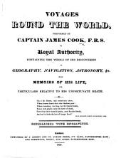 Voyages round the World, performed by Captain James Cook ... [The abridgment of G. W. Anderson.] Embellished with engravings