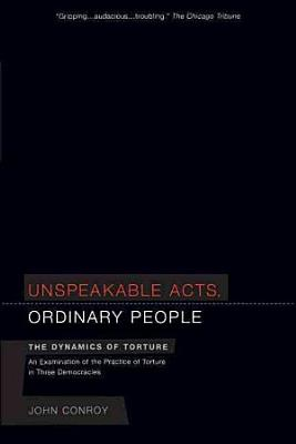 Unspeakable Acts  Ordinary People