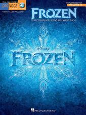 Frozen - Pro Vocal Songbook (with Audio): Mixed Edition, Volume 12