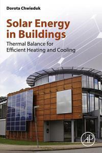 Solar Energy in Buildings