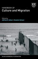 Handbook of Culture and Migration PDF