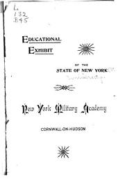 Educational Exhibit of the State of New York: Handbook
