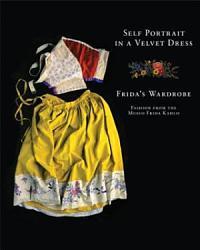 Self Portrait in a Velvet Dress