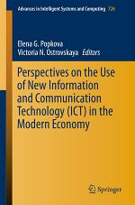 Perspectives on the Use of New Information and Communication Technology (ICT) in the Modern Economy