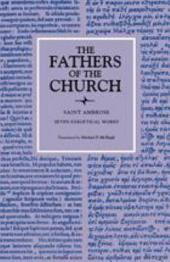Seven Exegetical Works (The Fathers of the Church, Volume 65)