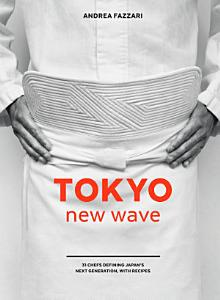 Tokyo New Wave Book