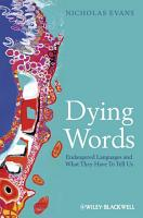 Dying Words PDF