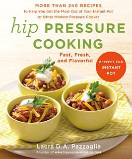 Hip Pressure Cooking Book