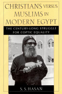 Christians versus Muslims in Modern Egypt