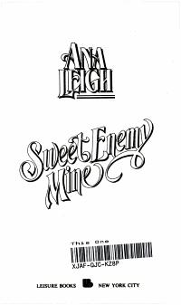 Sweet Enemy Mine PDF