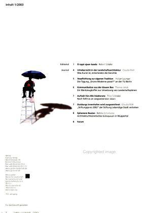 Garten und Landschaft PDF