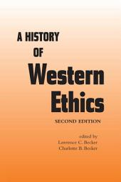 A History of Western Ethics: Edition 2