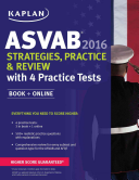Kaplan Asvab 2016 Strategies Practice And Review With 4 Practice Tests Book PDF