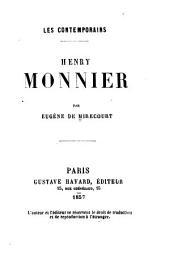 Henry Monnier