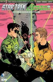 Star Trek/Green Lantern #2