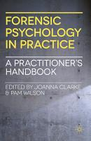 Forensic Psychology in Practice PDF
